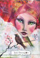 Bird Women prints by Jane Davenport