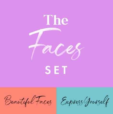 The Faces Set