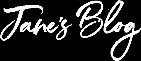 Jane's Blog