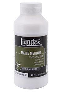 Liquitex Matte Medium
