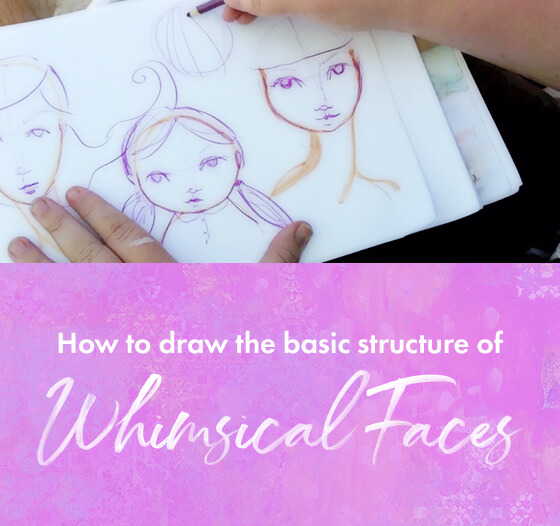 whimsical-faces